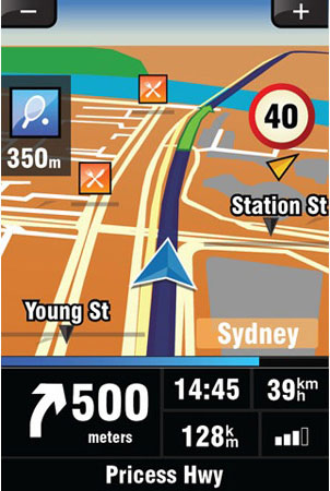 GPS Navigation Narration for Sygic