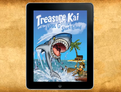 Post image for Treasure Kai – Animated App