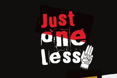 Post image for Just One Less – Voice Over