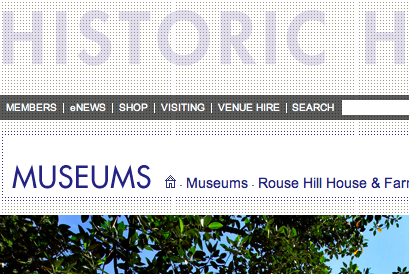 Historic Houses Trust