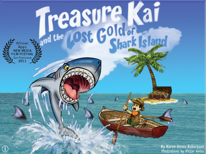 Post image for Treasure Kai – Winner: Apps New Media Film Festival