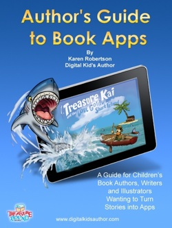 Post image for Authors Guide to Book Apps – Treasure Kai