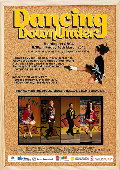 Post image for Dancing Down Under – Documentary