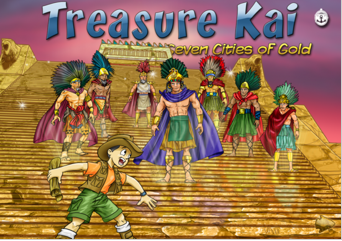 Post image for Treasure Kai & the 7 Cities of Gold – App