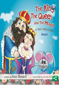 Post image for Kids App – The King, The Queen & The Mouse
